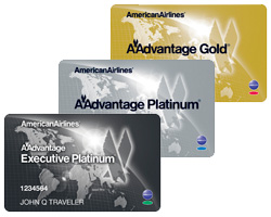 AAdvantage Elite Cards