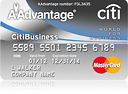 CitiBusiness / AAdvantage Credit Card