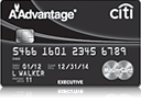 CitiExecutive / AAdvantage Card