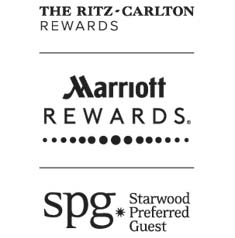 Marriott Rewards, The Ritz-Carlton Rewards and SPG