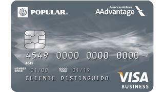popular aadvantage visa business card - Visa Business Card