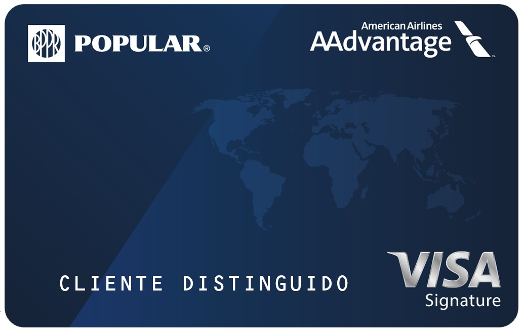 Banco Popular credit card