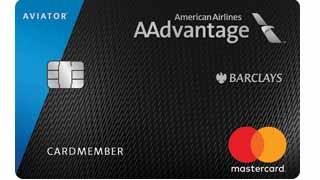 AAdvantage Aviator Blue Mastercard