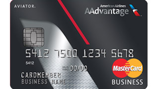Aadvantage aviator business mastercard credit cards aadvantage aviator business mastercard reheart Image collections