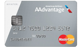 cd376f8eb43 AAdvantage Aviator Mastercard − Credit cards − American Airlines