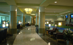 Miami Admirals Club lounge