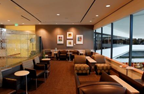 Seating Area at Denver Admirals Club