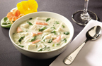 Tahitian Crabmeat Soup
