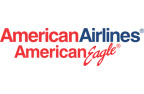 American Airlines and American Eagle Logos
