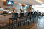 JFK B Admirals Club Bar Area