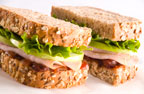 Chef Samuelsson's Turkey Sandwich