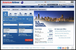 AAdvantage Award Booking demo for AA.com