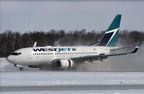 Westjet Flight