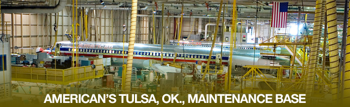 Tusa Maintenance Facility