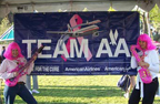 AA Race for the Cure team