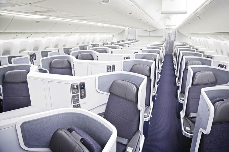 Vnaflyer Vietnam Airlines Boeing 787 New Lie Flat Seats