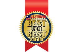 US Veterans Magazine - Best Of The Best 2018
