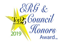 ERG Council Honors Award 2017