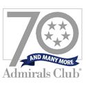Admirals Club(R) 70th Birthday
