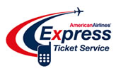 AmericanAirlines Express Ticket Service
