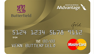 Butterfield Aadvantage Mastercard Benefits American