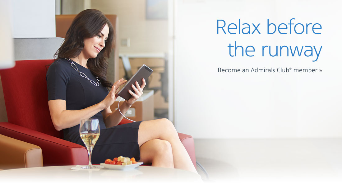 Admirals Club memberships