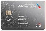 Citi / AAdvantage Platinum Select credit card