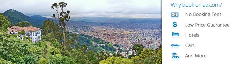 Bogota Flight Deals