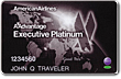 Carta di credito AAdvantage Executive Platinum