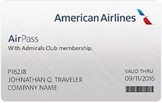 AirPass from American Airlines
