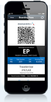 More Airports Get Mobile Boarding Passes Mbp Flyertalk