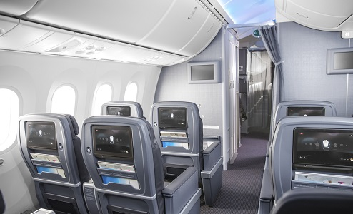 Elevated premium experience – Routes – American Airlines