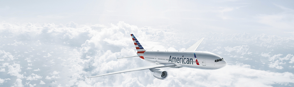 for American airlines plane types