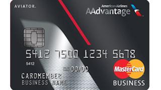 AAdvantage AviatorTM Business Mastercard − Credit cards