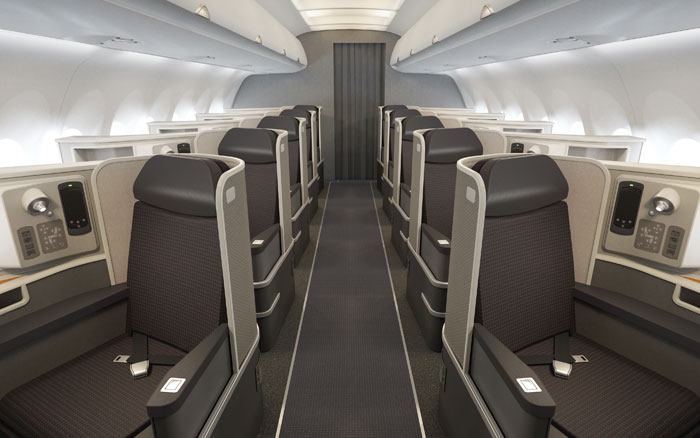 American S New Transcon A321 Config Announced Wandering