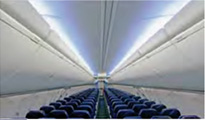 Boeing Interior Lighting
