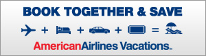 AA Vacations - Book together and save