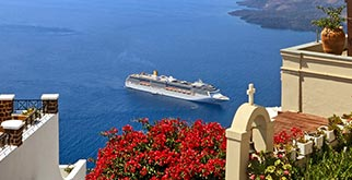Enter for a chance to win a cruise for two