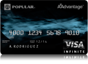 Popular / AAdvantage Visa Infinite