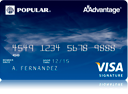 Popular / AAdvantage Visa Signature