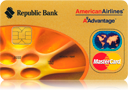 Butterfield / AAdvantage Gold MasterCard