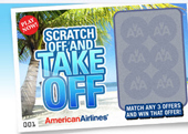 Scratch Off & Take Off Vacation Sweepstakes