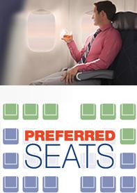 American Airlines Flights Main Cabin Amp Preferred Seats