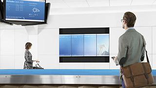 arrivals baggage reclaim