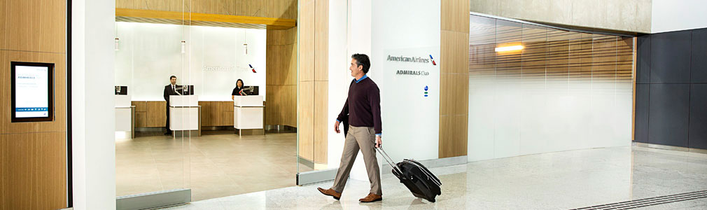 Admirals Club locations − Travel information − American ...