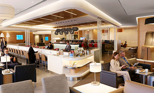 Lounges Travel Information American Airlines