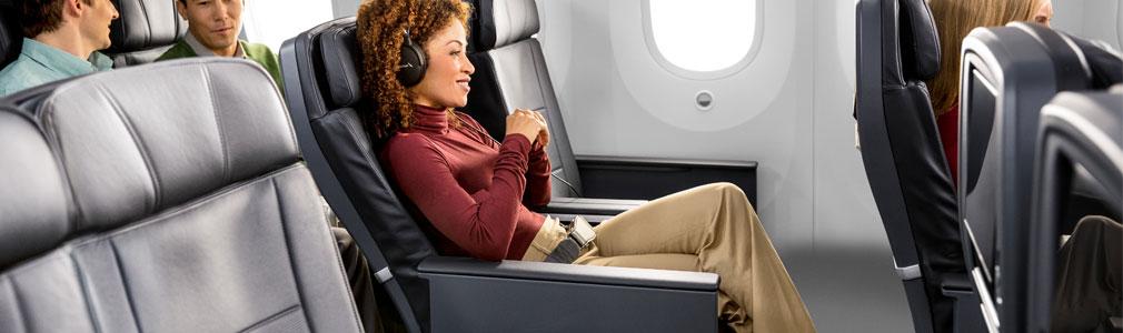 Premium Economy Travel Information American Airlines