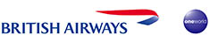 British Airways and oneworld logo