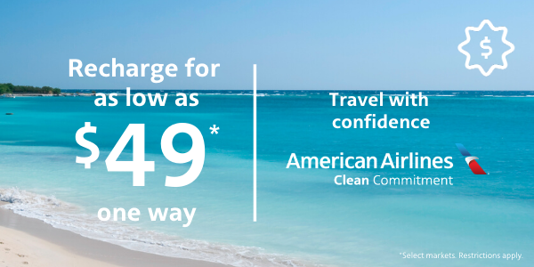 Reconnect with loved ones for as low as $49* one-way. Find your next summer escape.